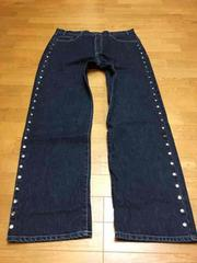 swagger  スワッガー  インディゴデニム  サイズXL  waist95