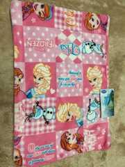 新品☆アナと雪の女王☆ふわふわモコモコ枕カバー☆ピンク