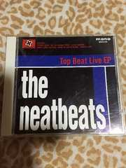 the neatbeats TOP BEAT LIVE EP ザニートビーツ ロック