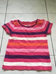 babyGAP半袖ボーダーTシャツ★80cm