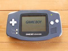 Nintendo ゲームボーイアドバンス バイオレット 電池蓋無 Used