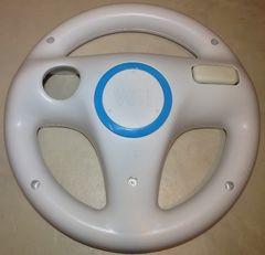 任天堂Wiiゲームマリオカートハンドルリモコン装着周辺機器
