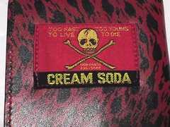 �N���[���\�[�_�X�O�r�����z cream soda �s���N�h���S��