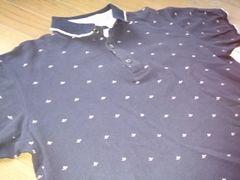 ★RAGEBLUE製*半袖ポロシャツ/サイズMレイジブルーハレ