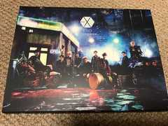 EXO coming over 初回限定盤 DVD付き