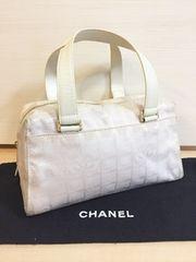 1円 ◆正規品◆ 良好 シャネル ニュートラベルライン バッグ