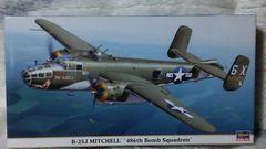 ハセガワ1/72 B-25J  ミッチェル  第486爆撃飛行隊''