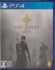 ��PS4 The Order 1886 �W�E�I�[�_�[1886 �Ǖi