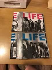 関ジャニ∞初回限定CD+DVD帯付きLIFE2枚セット美品