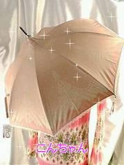 カワイイパゴタ型UVカット晴雨兼用傘