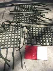 M151A2ジープ ROPS セーフティネット4点セット(NOS)