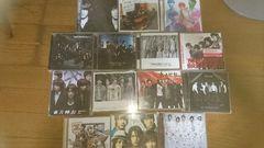 東方神起 DVD付シングルたくさん