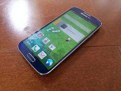 即落/即発!!美中古品 SC-04E Galaxy S4 ブルー