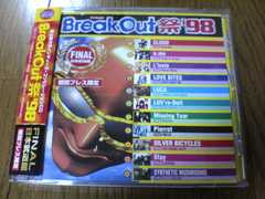 CD BREAKOUT祭'98 FINAL日本武道館