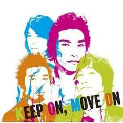 �E���t���Y / KEEP ON, MOVE ON �yCD+DVD�z