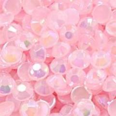 高品質♪ミルキーストーン☆3�_1000粒ピンク