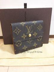 1円 ◆正規品◆ 極上美品 ルイヴィトン モノグラム 財布