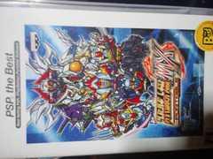 君に賭けたデッドヒートの♪PSP「スーパーロボット大戦MX」
