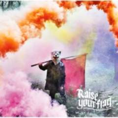 ���� MAN WITH A MISSION Raise your flag (+DVD) ��������