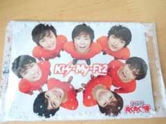 Kis-My-Ft2�L�X�}�C�ʂ��ʂ����ԃz�b�J�C���J�[�h�P��