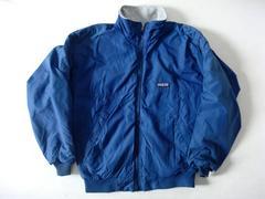 USA製 パタゴニア ソフトシェル ジャケット 紺 M