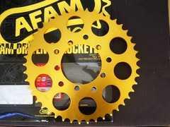 (7704)CBX400F�UAFAM製ゴールドスプロケット