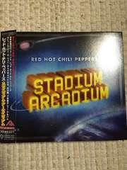 RED HOT CHILI PEPPERS ���b�`�� STADIUM ARCADIUM