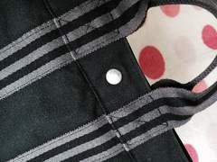 エルメス本物  フールトゥPM  黒×グレー