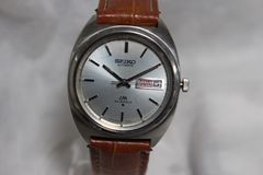 セイコー ロードマチック メンズ腕時計 自動巻き 5606-7140