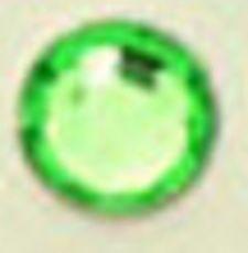 ● 4mm ● デコ用ストーン  2000粒 グリーン