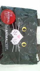 新品 アニマルデプト 保冷温スリムバッグ 弁当箱入れ 黒猫