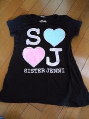 JENNI♡AラインロゴTシャツ