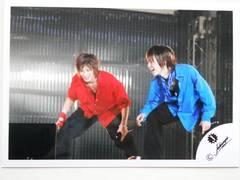 【KAT-TUN 亀梨和也 赤西仁】公式写真