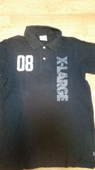 X-LARGE  ポロシャツ
