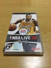 PSP  NBAライブ08