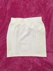 アナップ☆ANAP☆白☆ミニスカート