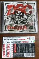 (CD+DVD)DRUG STORE COWBOY/��ׯ�޽ı���ް���OVER DRIVE