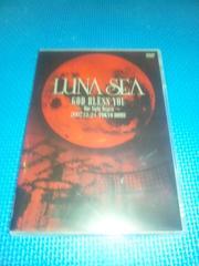 LUNA SEA DVD「GOD BLESS YOU One Night Dejavu 2007 TOKYO DOME」