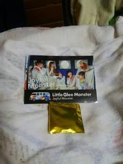 little Glee Monster Joyful Monster 特典 シール