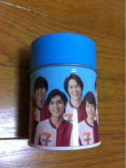 関ジャニ∞×セブンイレブンコラボ 缶