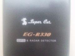 ���߰���� EG�R330 GPS&EL����