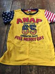 新品 ANAP kids アナップ 120 Tシャツ