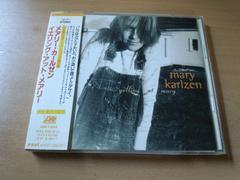 メアリー・カールゼンCD「YELLING AT MARY」Mary Karlzen●