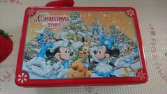 ★クリスマス♪お菓子の空き缶です♪
