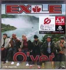 EXILE★O'ver★完全限定生産盤★未開封