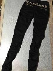 SEXPOT/バック刺繍★シャーリングパンツ/S