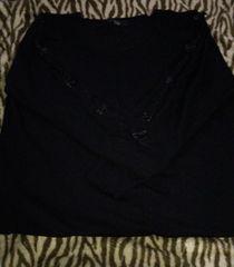 黒セーター◇3L〜4L◇新品未着用