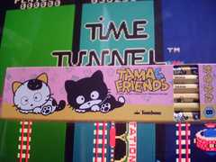 かきかた鉛筆 B タマフレンズ 1ダース トンボ鉛筆社
