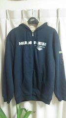 HUMMER 3(紺)パーカー