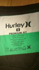 Hurley ハーレー 7分袖tee